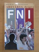 Anticariat: Medin Robanescu - Adevarul despre FNI