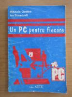 Anticariat: Mihaela Carstea - Un PC pentru fiecare