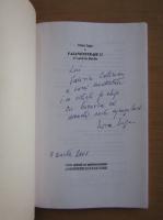 Nora Iuga - Fasanenstrase 23. O vara la Berlin (cu autograful autorului)
