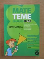 Anticariat: Petrus Alexandrescu - Matematica, clasa a VI-a (partea I)