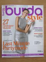 Anticariat: Revista Burda, nr. 1, 2012