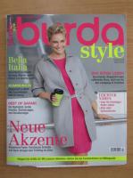 Revista Burda, nr. 2, 2011