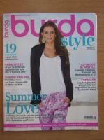 Revista Burda, nr. 5, 2013