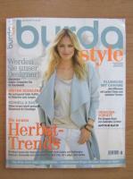 Revista Burda, nr. 8, 2011