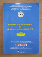 Anticariat: Revista de Economie si Administratie Sanitara, vol. 55-56 (1-2), 2010