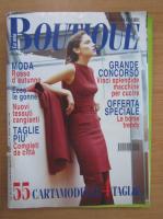 Revista La mia Boutique, anul XIII, nr. 10, 1998