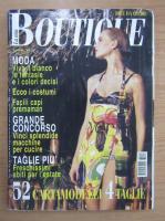 Revista La mia Boutique, anul XIII, nr. 8, 1998