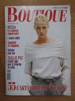 Revista La mia Boutique, anul XIII, nr. 9, 1998