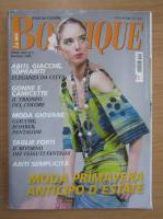 Revista La mia Boutique, anul XXIII, nr. 5, 2008