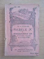 Anticariat: S. Bainglass - Razele X si intrebuintarile lor