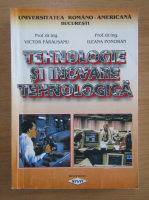Anticariat: Victor Parausanu - Tehnologie si inovare tehnologica