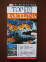 Barcelona. Ghid turistic (colectia Top 10)