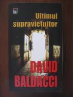Anticariat: David Baldacci - Ultimul supravietuitor