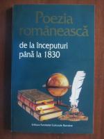 Anticariat: Gabriela Gabor - Poezia romaneasca de la inceputuri pana la 1830