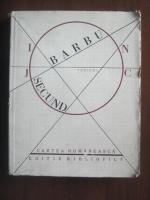 Anticariat: Ion Barbu - Joc secund. Editie bibliofila