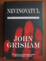 Anticariat: John Grisham - Nevinovatul