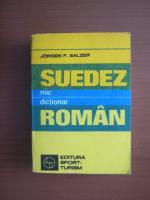 Jorgen F. Salzer - Mic dictionar Suedez-Roman