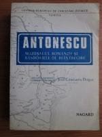 Anticariat: Josif Constantin Dragan - Antonescu. Maresalul Romaniei si rasboaiele de reintregire (1986)