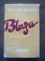 Anticariat: Lucian Blaga - Opere, volumul 2 (Poezii)