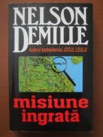 Nelson DeMille - Misiune ingrata