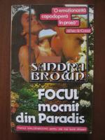 Anticariat: Sandra Brown - Focul mocnit din paradis