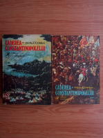 Anticariat: Vintila Corbul - Caderea Constantinopolelui (2 volume)