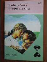 Anticariat: Barbara York - Ultimul tarm