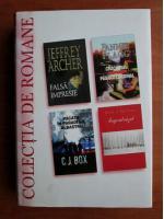 Anticariat: Colectia de Romane Reader's Digest (Jeffrey Archer, etc)