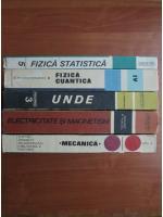 Anticariat: Cursul de fizica Berkeley (5 volume)