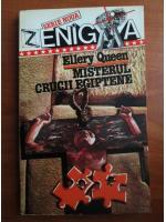 Anticariat: Ellery Queen - Misterul crucii egiptene