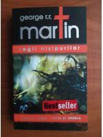 Anticariat: George R. R. Martin - Regii nisipurilor