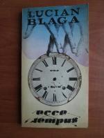 Anticariat: Lucian Blaga - Ecce tempus