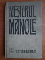 Anticariat: Mesterul Manole