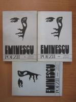 Mihai Eminescu - Poezii (3 volume)