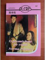 Anticariat: Norma Popper - O promisiune pe viata