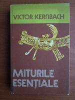 Anticariat: Victor Kernbach - Miturile esentiale