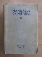 Carol Lakner - Manualul chimistului (volumul 2)