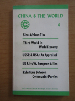 Anticariat: China and the World, nr. 4