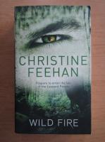 Anticariat: Christine Feehan - Wild fire