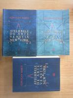 Anticariat: Coriolan Babeti - Atelierele de arte Venetia si New York (3 volume)