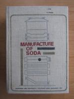 Anticariat: I. Peteu - Manufacture of soda