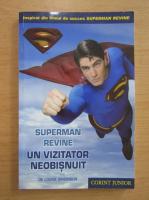 Anticariat: Louise Simonson - Superman revine. Un vizitator neobisnuit