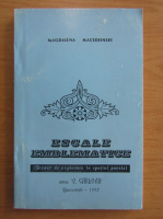 Magdalena Macedonski - Escale emblematice