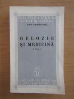Anticariat: Mihai Choromanski - Gelozie si medicina