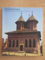 Anticariat: Mircea Iliescu - Exonarthex. Form och funktion i ortodox kyrkobyggnadskonst