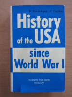 Anticariat: N. Sivachyov - History of the USA since World War I