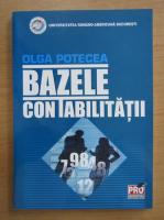Anticariat: Olga Potecea - Bazele contabilitatii