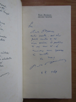 Anticariat: Radu Boureanu - Solara noapte (cu autograful autorului)