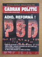 Anticariat: Revista Cadran Politic, anul III, nr. 34, februarie 2006