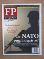 Anticariat: Revista Foreign Policy, aprilie-mai 2008